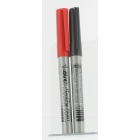 Feutre pocket bic rouge ou noir