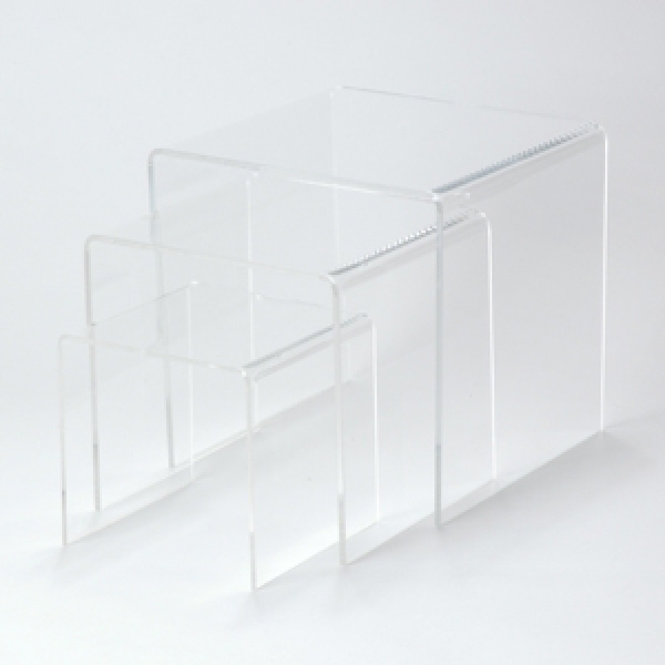 pont plexi gigogne with table gigogne plexiglas. Black Bedroom Furniture Sets. Home Design Ideas
