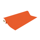 50M papier cadeau kraft orange